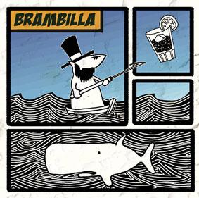 BRAMBILLA - Vier Grad unter Null  Pic-LP
