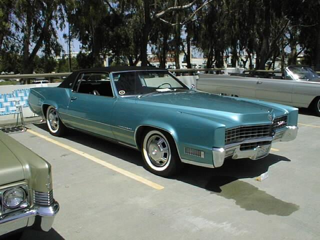 Best Wallpapers 1967 Cadillac Eldorado