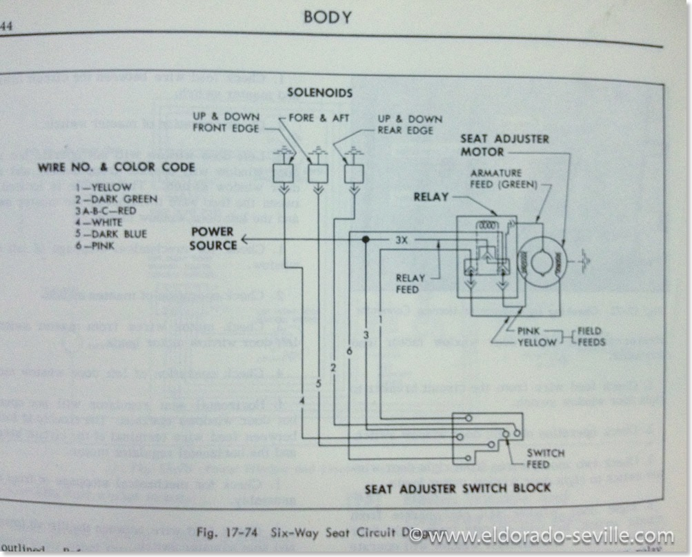 Index Of Eldoradoseville Files Low Speed Windshield And Washer Wiring Diagram For 1959 Chevrolet 58powerseat Bg Img 5675 2