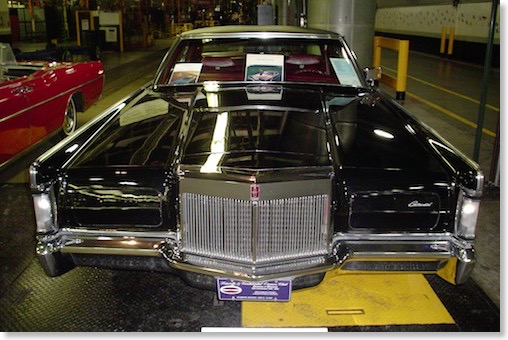 i bought a lincoln continental mark iii geralds 1958. Black Bedroom Furniture Sets. Home Design Ideas
