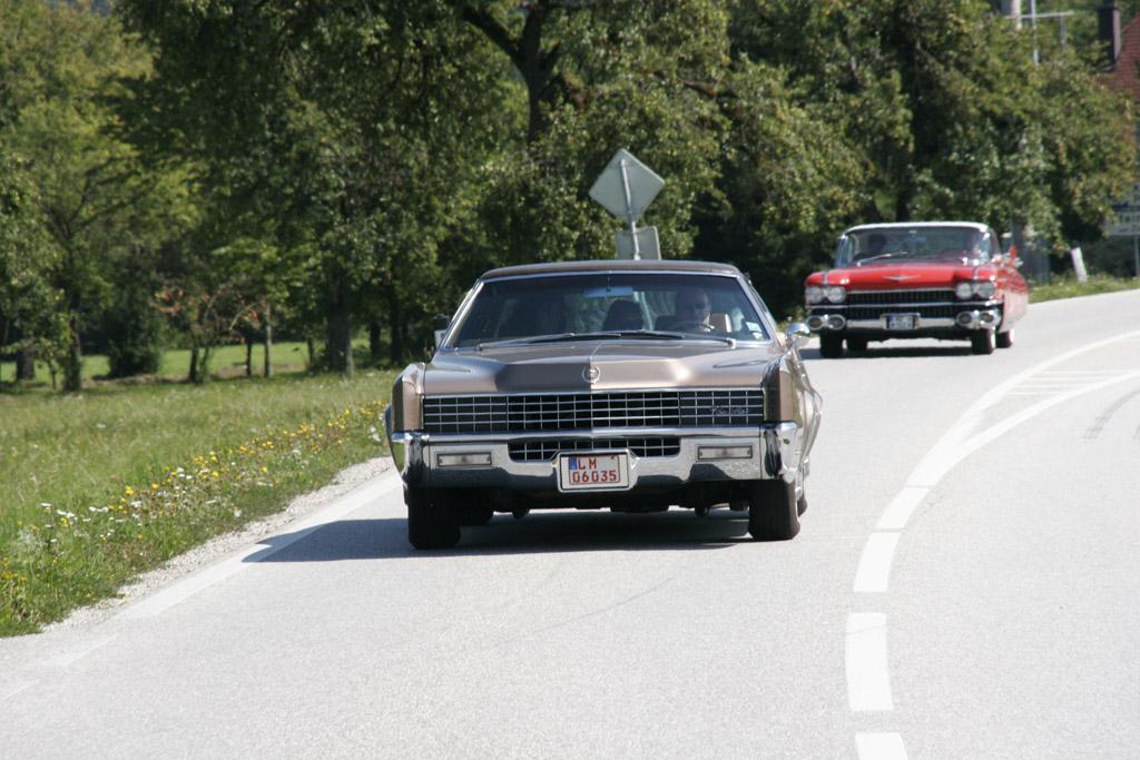 1967 Cadillac Eldorado Exterior Colors